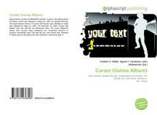 Portada del libro de Curses (Vanna Album)
