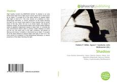 Bookcover of Shadow