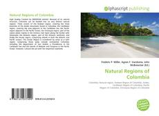 Copertina di Natural Regions of Colombia