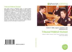 Buchcover von Tribunal Fédéral (Suisse)