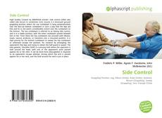 Bookcover of Side Control