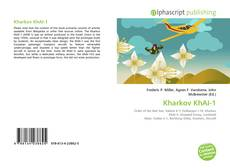 Bookcover of Kharkov KhAI-1