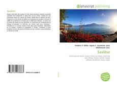 Bookcover of Savièse
