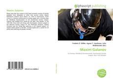 Bookcover of Maxim Galanov