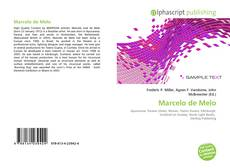 Bookcover of Marcelo de Melo