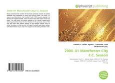 Borítókép a  2000–01 Manchester City F.C. Season - hoz