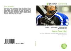 Jean Gauthier的封面