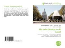 Liste des Sénateurs du Loiret的封面