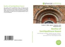 Bookcover of Basilica of Sant'Apollinare Nuovo