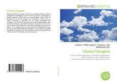 Climat Tempéré的封面