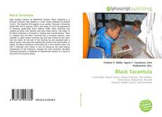 Black Tarantula的封面