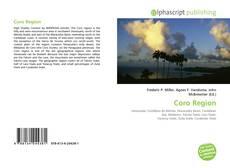 Bookcover of Coro Region