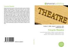 Portada del libro de Tricycle Theatre
