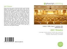 Bookcover of ADC Theatre