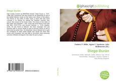 Diego Durán kitap kapağı