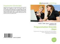 Programmation Orientée Objet kitap kapağı