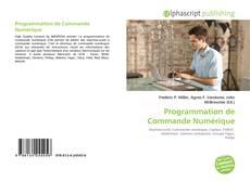 Couverture de Programmation de Commande Numérique
