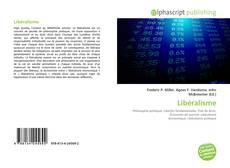 Portada del libro de Libéralisme