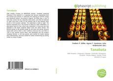 Tanabata kitap kapağı