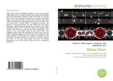 Show Choir的封面
