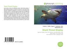 Shark Threat Display的封面