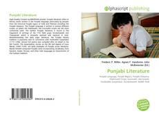 Punjabi Literature kitap kapağı