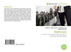 Buchcover von Mighty Igor