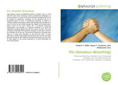 Bookcover of Pin (Amateur Wrestling)