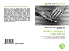 Bookcover of Artificial Intelligence (Video Games)