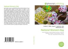 Bookcover of National Women's Day