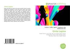 Buchcover von Ginta Lapina