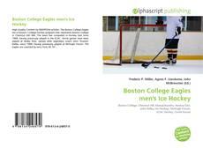 Buchcover von Boston College Eagles men's Ice Hockey