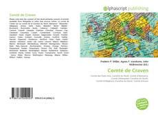 Buchcover von Comté de Craven