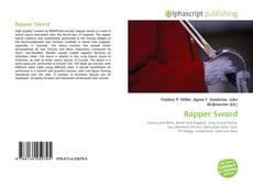 Bookcover of Rapper Sword