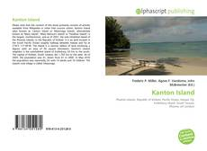 Bookcover of Kanton Island