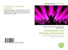 Bookcover of Confoederatio Cum Principibus Ecclesiasticis