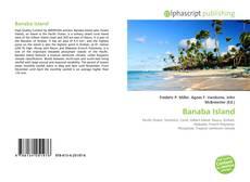 Bookcover of Banaba Island