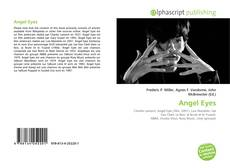 Bookcover of Angel Eyes