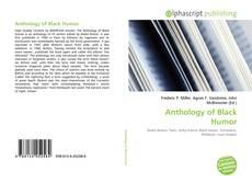 Bookcover of Anthology of Black Humor