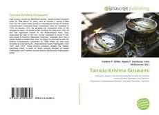 Обложка Tamala Krishna Goswami