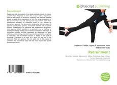 Couverture de Recruitment