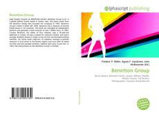 Capa do livro de Benetton Group