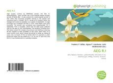 Borítókép a  AEG R.I - hoz