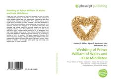 Couverture de Wedding of Prince William of Wales and Kate Middleton