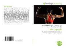 Bookcover of Ms. Olympia