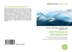 Couverture de Aide Publique au Développement