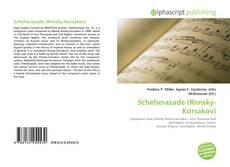 Bookcover of Scheherazade (Rimsky-Korsakov)