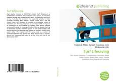 Couverture de Surf Lifesaving