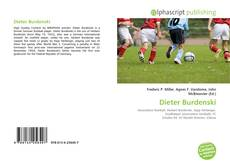 Bookcover of Dieter Burdenski