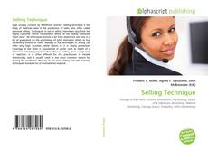 Bookcover of Selling Technique